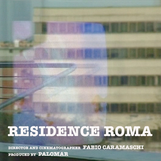 Residence Roma Cover