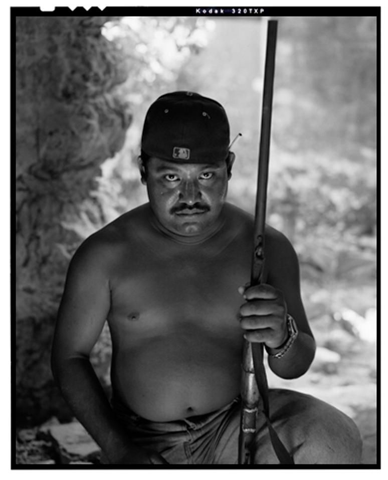 Mayan Portraits 3
