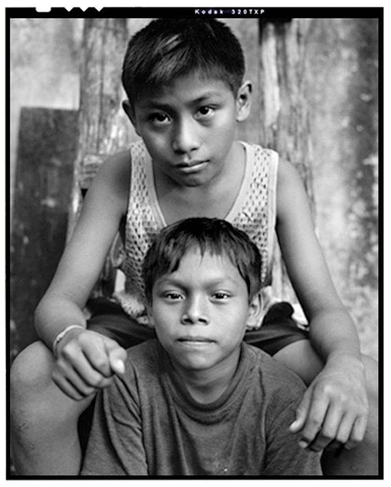Mayan Portraits 8